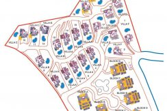 områder - la manga club - boliger - la manga club - buenavista -  -  oversiktskart.jpg  - 132545