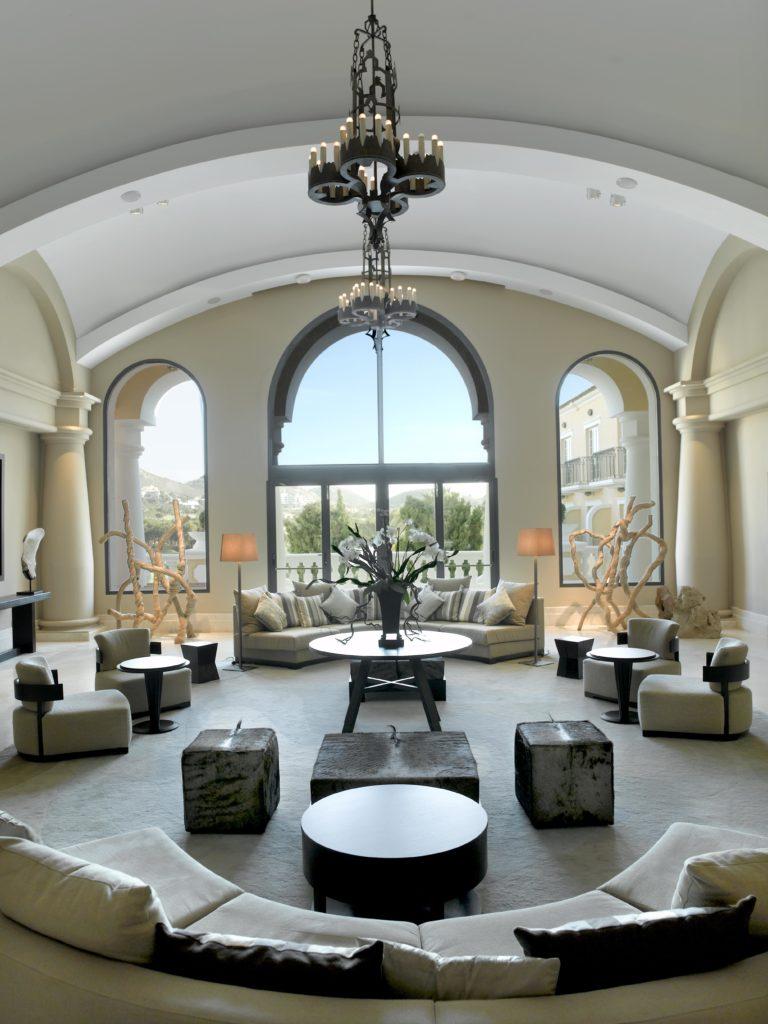 Lobby hotell