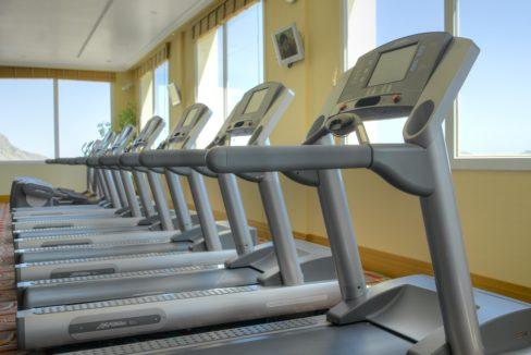 Tredemølle gym