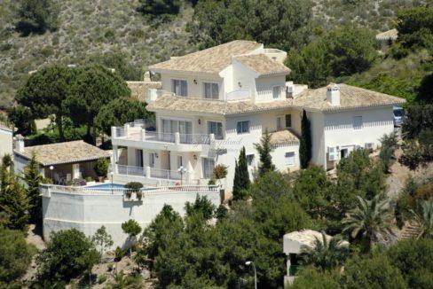 El Forrestal villa