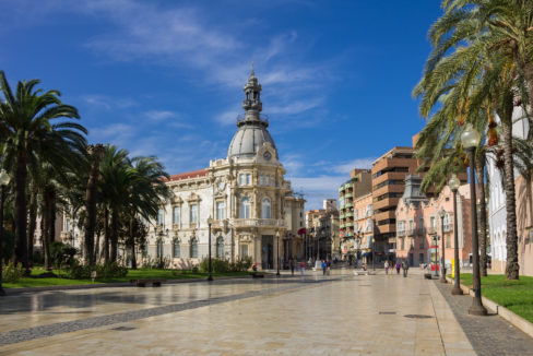 Cartagena Område