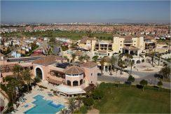 områder - mar menor golf resort - boliger - flere boliger - mmgr -  -  hotel and town center.jpg  - 136895
