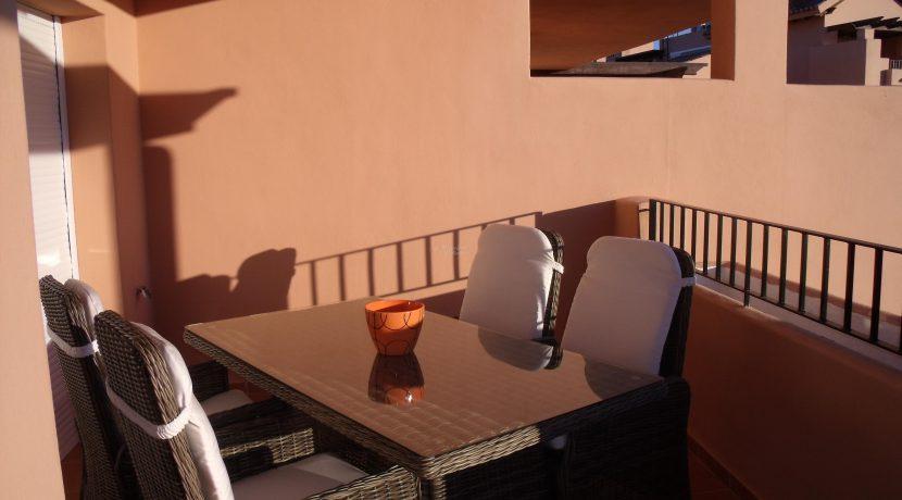 boligprosjekter - terrazas de la torre -  -  terrasse 2  - 159655