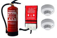 interiør - tittelgallerier - sikkerhet -  -  brannsikkerhet – like viktig i spania som hjemme!  - 164648