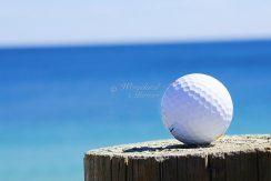 Golf, sol og bad!