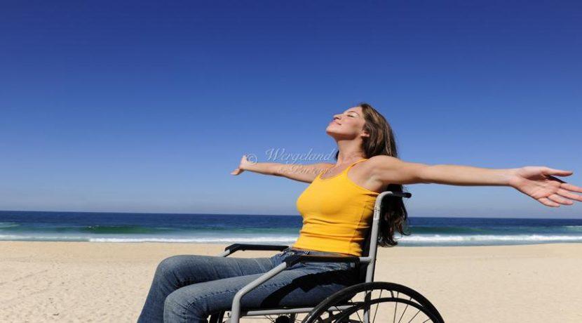 områder - handikappvennlig -  -  wheelchair beach.jpg  - 162272