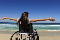 områder - handikappvennlig -  -  wheelchair 2 beach.jpg  - 162273