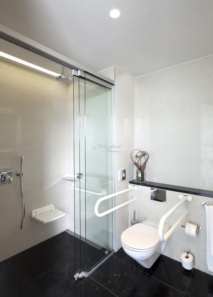 Toalett tilpasning
