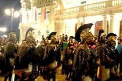 Historiske festspill, teater, festivaler – Cartagena er kultur!