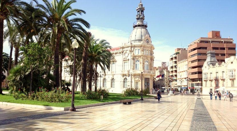 Shopping i gamlebyen i Cartagena