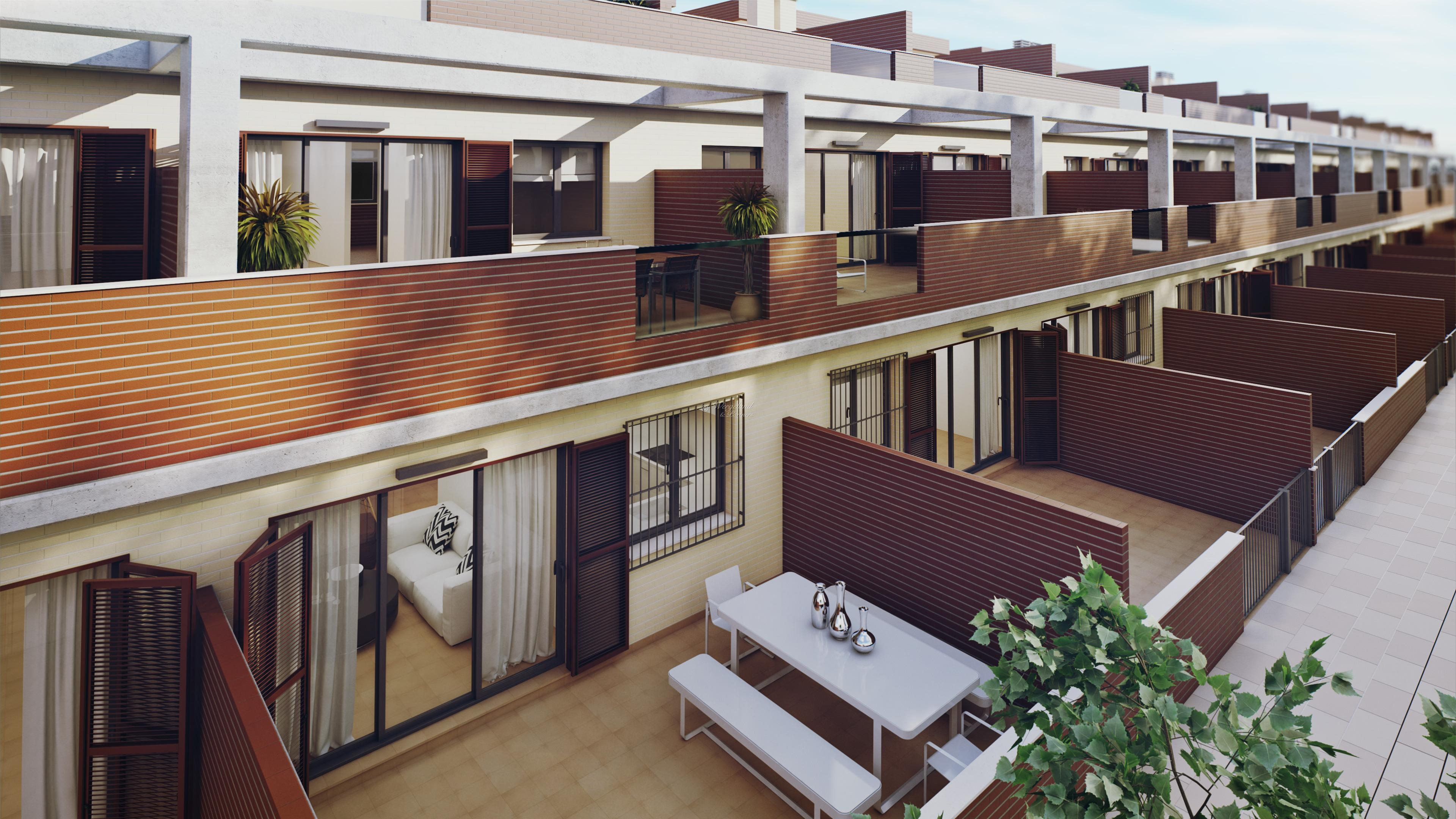 Residencial Sinergia World II