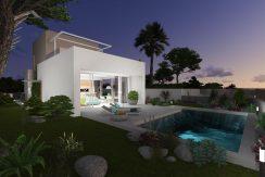 områder - lomas de cabo roig - villa crg5 -  -  render 1 - night large.jpg  - 167836