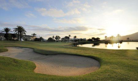 Golfbanene på La Manga Club