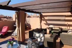 Stor Terrasse Med Alt