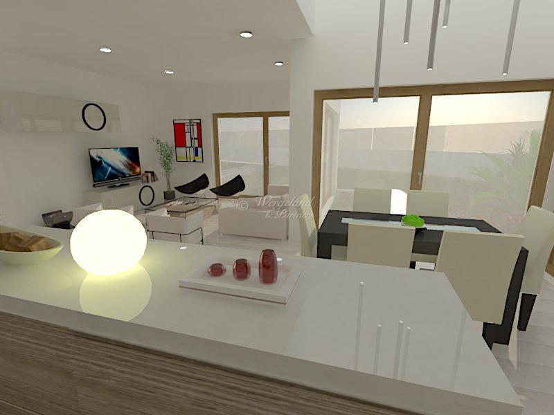 kjøkken illustrasjon