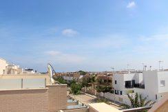 Utsikt Middelhavet