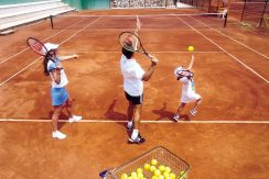 LaMangaClub Tennis Training Low