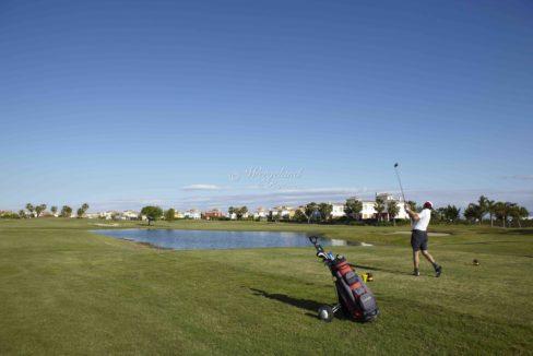Green mar menor golf resort
