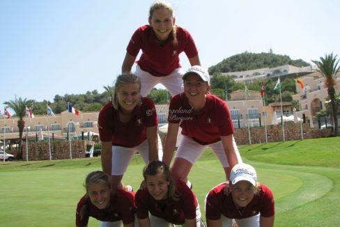 Junior EM LMC norske jenter