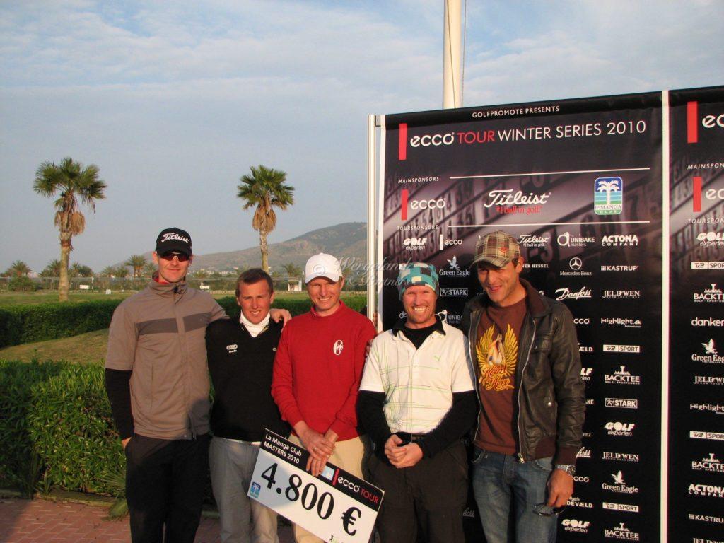 LMC Ecco Tour Masters II