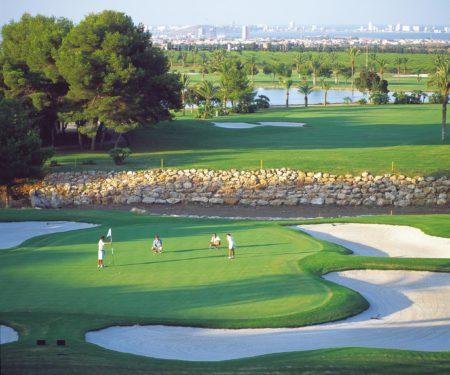 Golfbanene er åpne