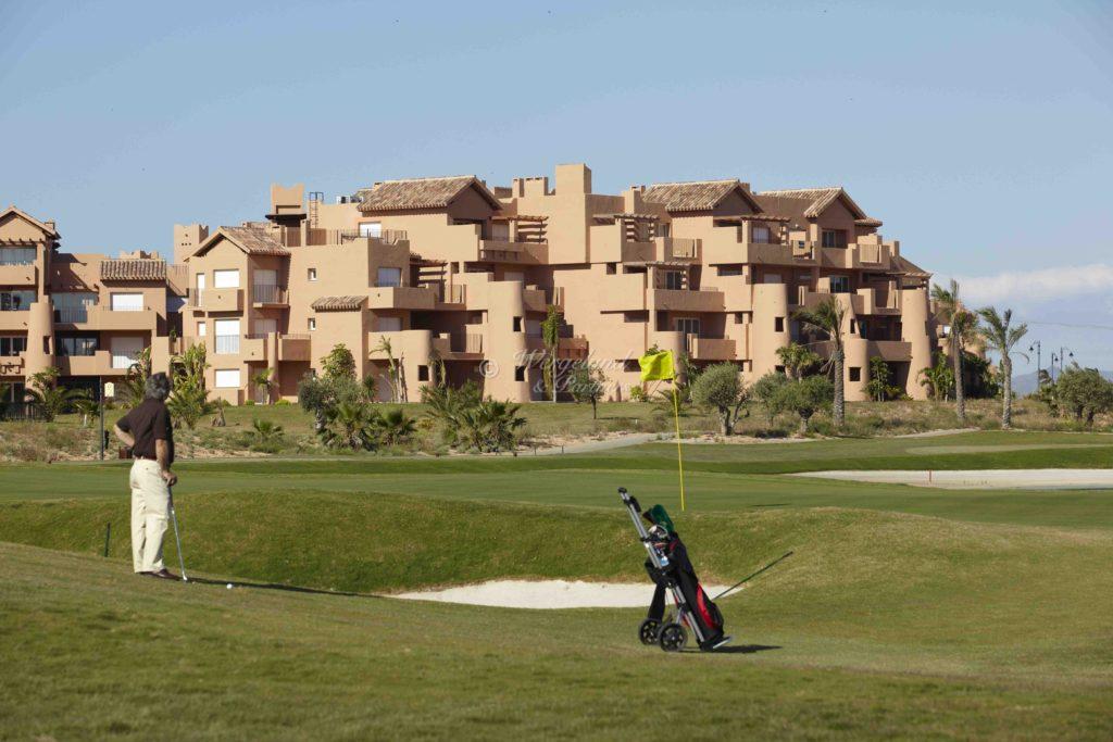 Mar Menor Golf Resort golfbane