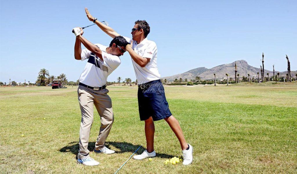 Swing trener