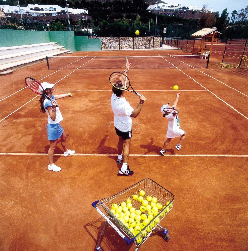 LaMangaClub Tennis trening