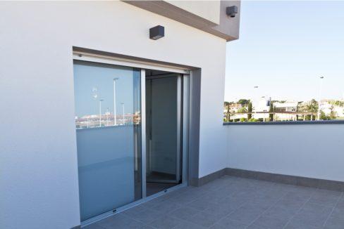 Skyvedør terrasse