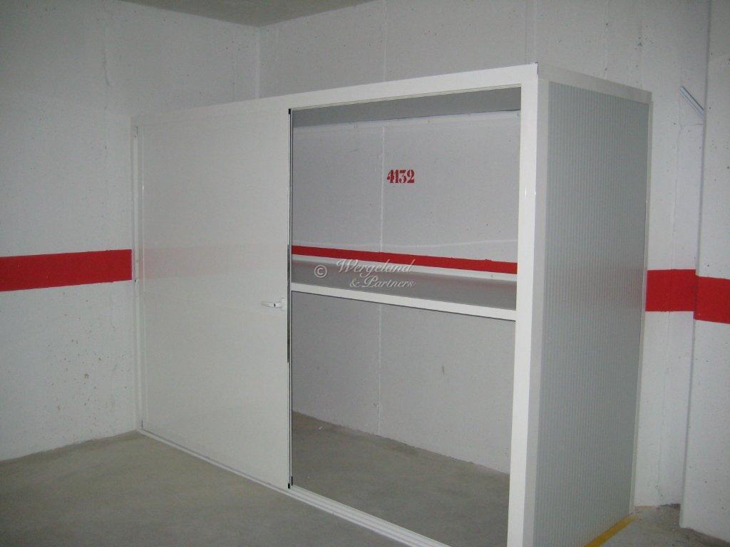 Bod i garasje