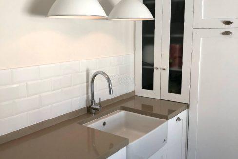Fransk vask og lamper