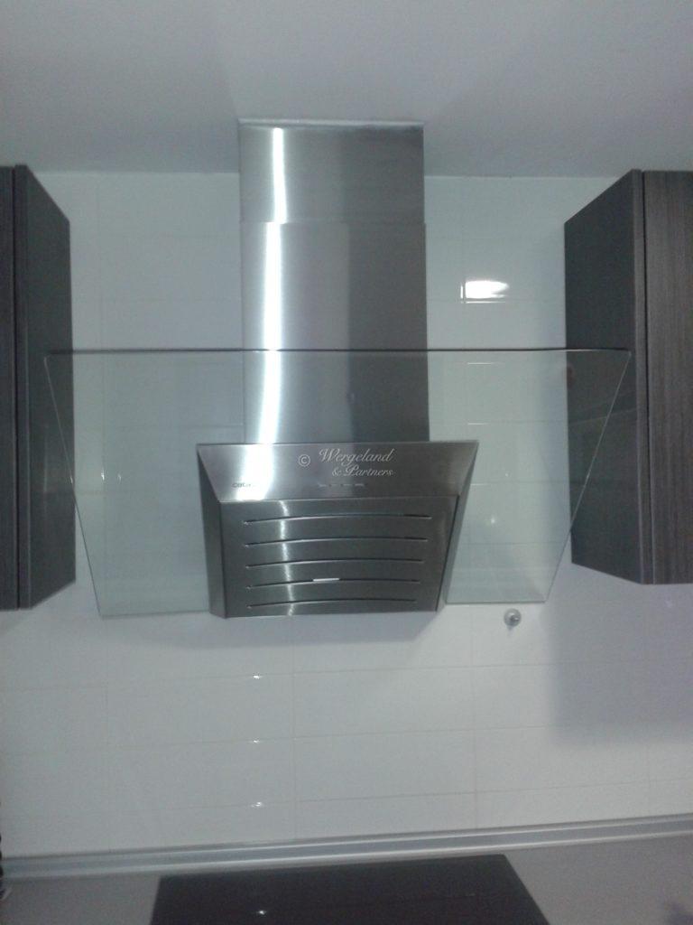 Kjøkkenvifte moderne
