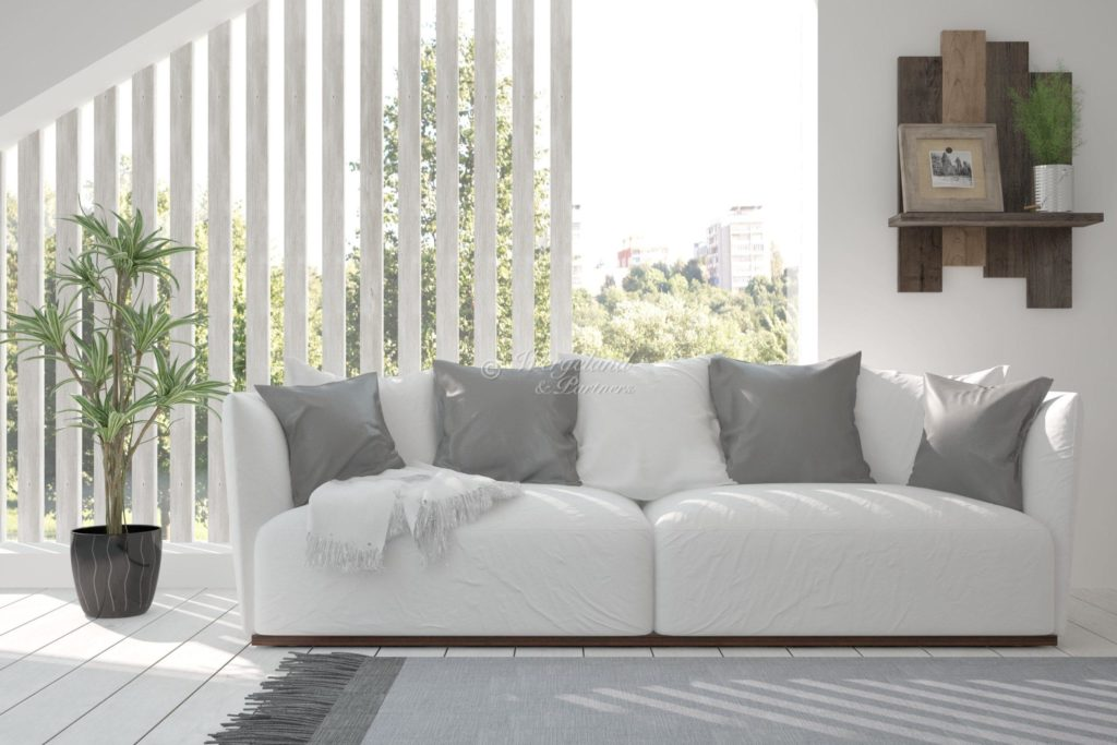 Puter og Sofa