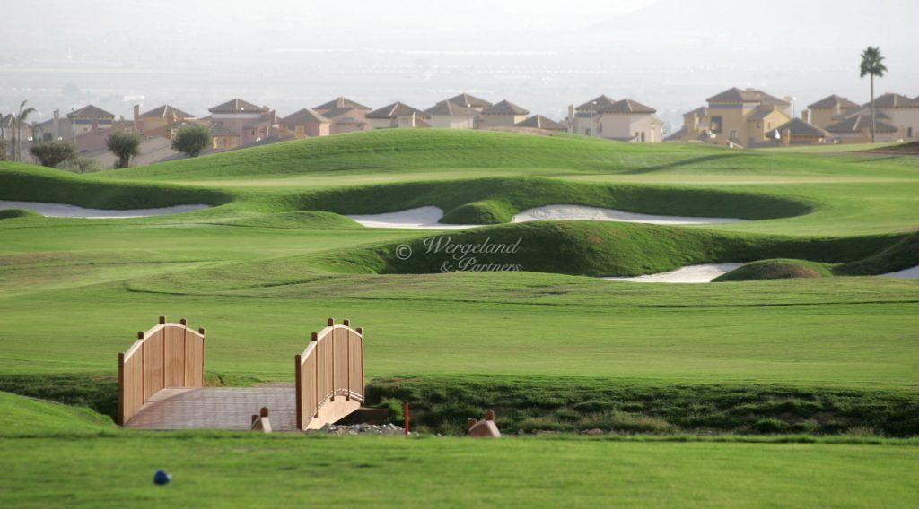 Bro På Golfbanen