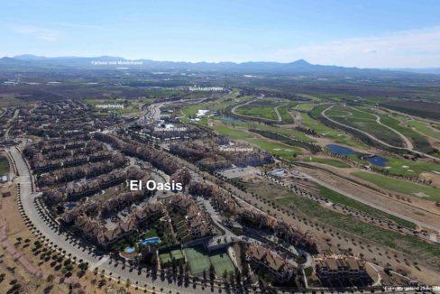 El Oasis leiligheter
