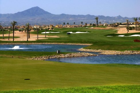 Vann Og Golf