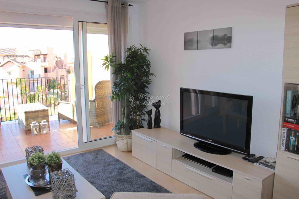 TV Avdeling Mot Terrasse