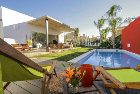 Basseng Convasa villa