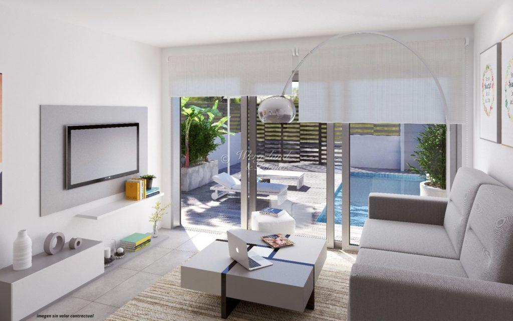 Stue Margove villa