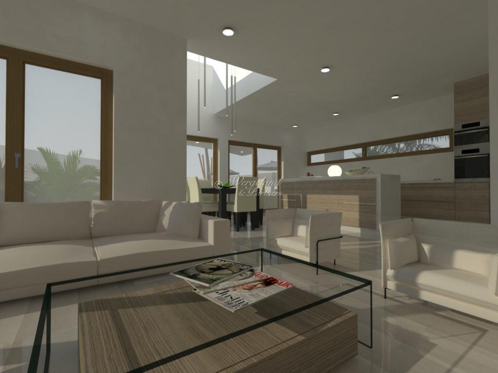 Interiør Villa LMC