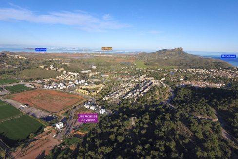 Dronebilde LMC Middelhavet