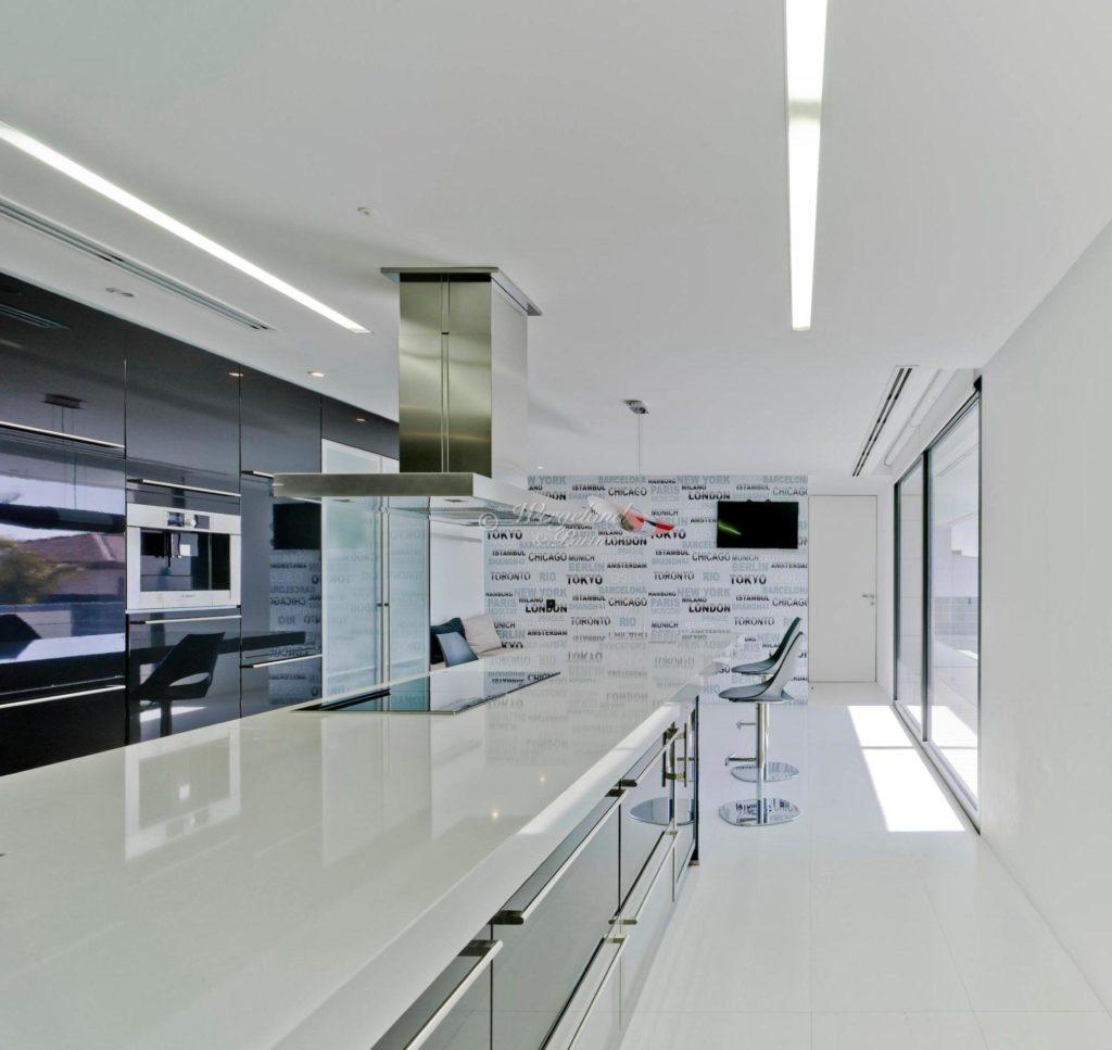 Kjøkken stort