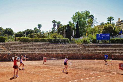 Tennis La manga Club grus