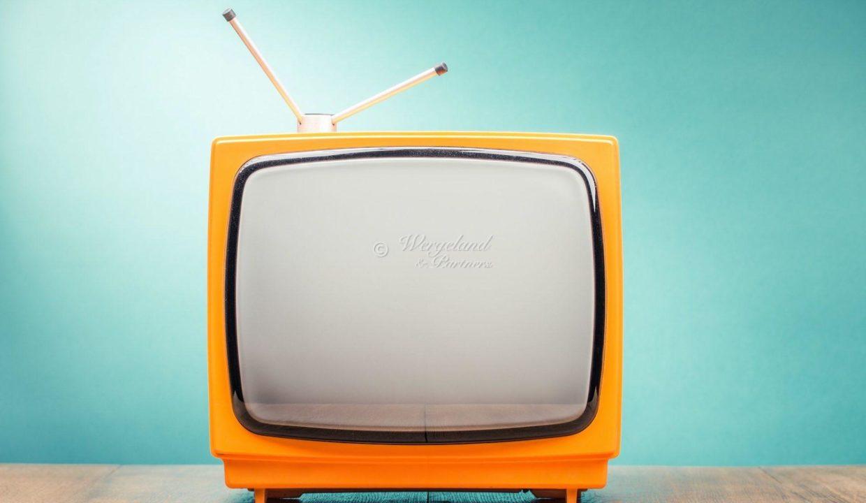 TV Retro Modell