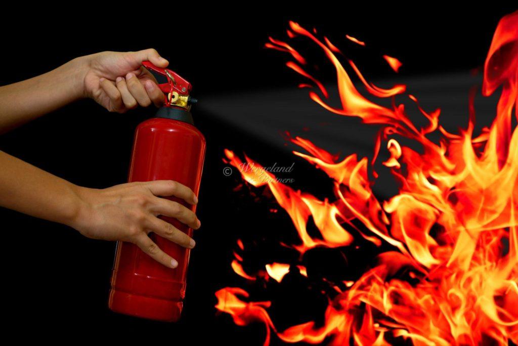 Brannslukning