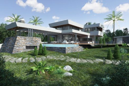 300 M2 Villa