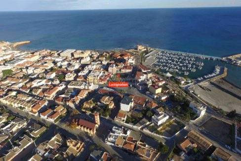 Flyfoto Torre de la Horadada