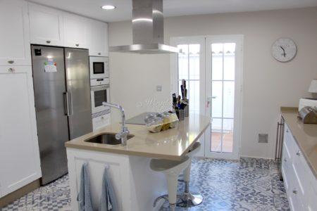 Kjøkken & bad