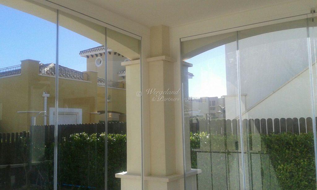 Glassgardiner Villa MMGR