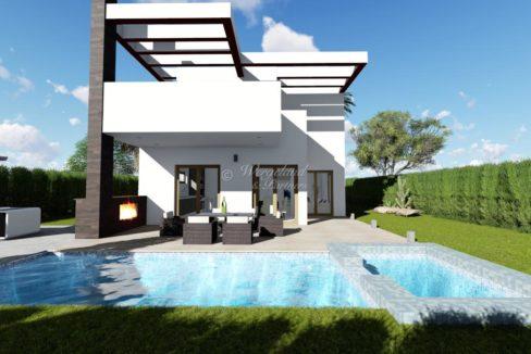 VILLA 3D Blanco01